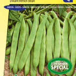 Dwarf French Snap Bean Artemis - Phaseolus