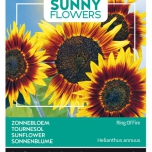 Sunny Flowers – Helianthus Ann. Dwarf Single Sunspot