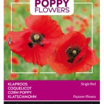 Poppies of the world - Papaver Rhoeas Shirley Double Mixed