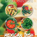 Seeds Collection Mexican Dish (4in1)