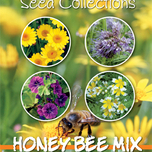 Seeds Collection Honey Bee Mix (4in1)