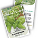 Basil Kitchen Herbs Personalized Printed Seed Packets - 1000 pieces