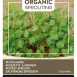 Organic Sprouting Rocket cress - Buzzy