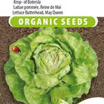 Lettuce seeds Butterhead May Queen EKO