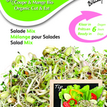 Bio Cut & Eat Salad mix