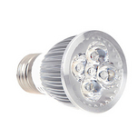 Growing Lamp/Grow Light LED 5W (Large Fitting/E27)
