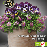 Fuseable multi-seed pil 'Wine Cooler'