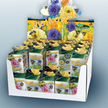 Greengift Bee flowers Mix 40 pcs in showbox