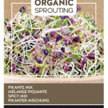 Organic Sprouting Spicy Mix - Buzzy