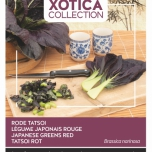 Xotica Japanese Greens Red