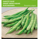 Buzzy Dwarf French Beans Record